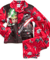 Star Wars AME Kids Pajamas, Little Boys or Boys Lego 2-Piece PJs