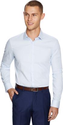 yd. Powder Halton Slim Dress Shirt