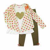 Nanette Baby Girls Legging Set-Preschool