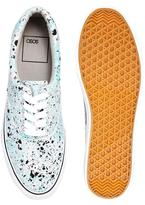 Asos Plimsolls With Print