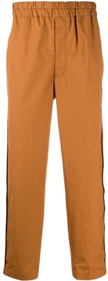 Comme des Garcons Poplin Tapered Trousers