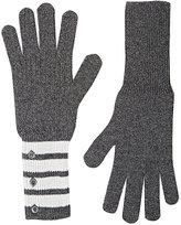 Thom Browne Men's Cashmere Gloves-GREY