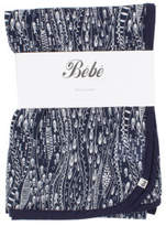 Bebe by Minihaha JACOB PRINT MUSLIN WRAP (One size)