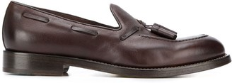 Doucal's Tassel Loafers