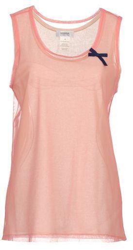 Sonia Rykiel SONIA BY Sleeveless t-shirt