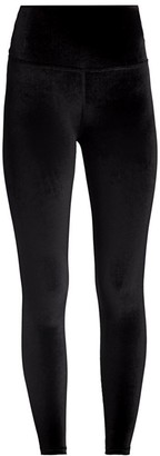 Beyond Yoga Velvet Motion High-Waist Leggings