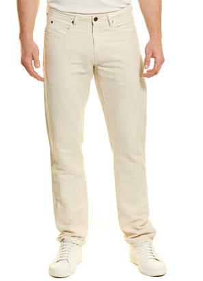 Billy Reid Ashland Linen-Blend 5 Pocket Pant