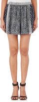 Ulla Johnson Women's Georgette Remy Miniskirt-BLUE