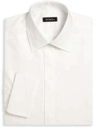 Saks Fifth Avenue Classic Fit Tuxedo Shirt