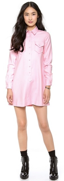 Chloe Sevigny for Opening Ceremony Double Pocket A Line Dress