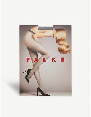 Falke Highshine metallic 20 denier tights