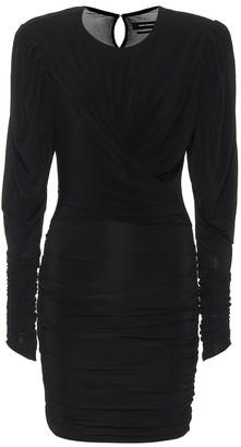 Isabel Marant Ghita stretch-jersey minidress
