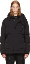 Givenchy Black Down Puffer Jacket