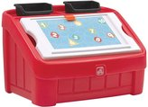 Step2 Step 2 2-in-1 Toy Box - Red