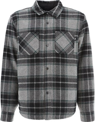 Stussy Max Plaid Quilted Jacket