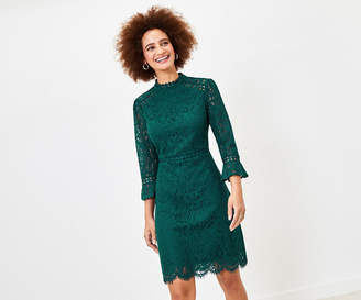 Oasis Lace Shift Dress
