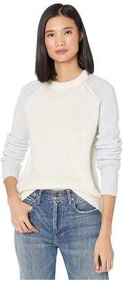 BLDWN Savannah Sweater (Artic/Ivory) Women's Clothing