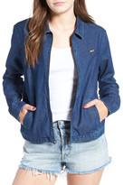 Obey Hudson Zip Shirt Jacket