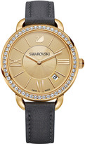 Swarovski Aila Day Watch, Gold Tone