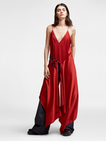 DKNY Lace Up Dress