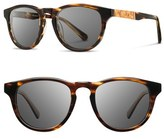 Shwood 'Francis' 49mm Sunglasses