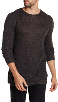 Lindbergh Long Sleeve Knit Sweater