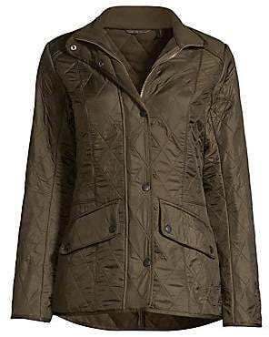 Barbour Women's Cavalry Polarquilt Jacket