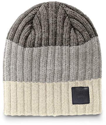 038b09da3 Block Rib Slouchy Hat