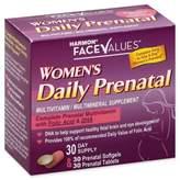 Harmon Face Values Harmon® Face ValuesTM 60-Count Women's Daily Prenatal Multivitamin Supplement