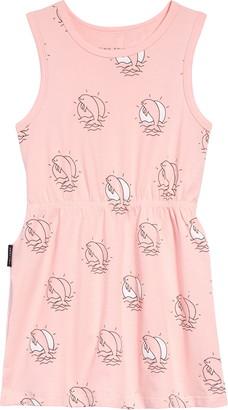 TINY TRIBE Dolphin Racerback Dress