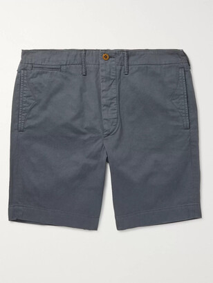 Ralph Lauren RRL Slim-Fit Cotton-Twill Chino Shorts