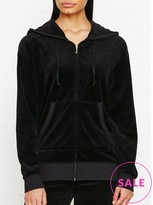 Juicy Couture Track Velour Beachwood Jacket