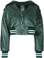 Aviu high shine jacket