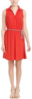 G.H. Bass & Co. Women's Crepe Jersey Dress