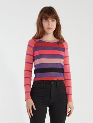 Replica Los Angeles Super Stripe Crewneck Sweater