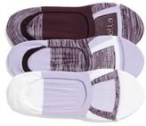 Zella Women's 3-Pack Low Profile Socks