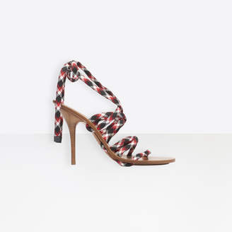 Balenciaga Lace Sandals