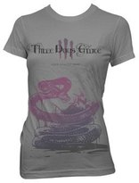 Bravado Three Days Grace - Snake Killing Bird Womens T-Shirt In , Size:, Color: