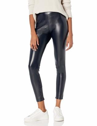 Hue Women's Sleek Effect High Waist Leggings