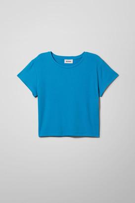 Weekday Frances T-shirt - White
