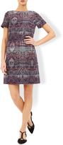 Monsoon Inca Jacquard Dress
