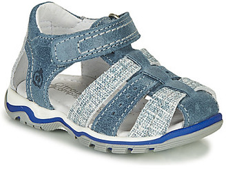 Citrouille et Compagnie MARIOL boys's Sandals in Grey
