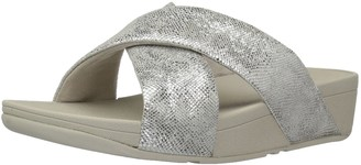 FitFlop Women's Swoop Slide Flip Flop
