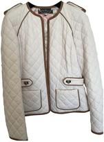 Salvatore Ferragamo Ecru Jacket for Women