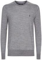 Allsaints Allsaints Mode Merino Crew Neck Sweater