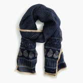 J.Crew Drake's® paisely scarf