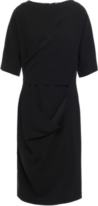 Chalayan Satin-crepe Dress