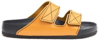 Birkenstock X Proenza Schouler - X Proenza Schouler Arizona Leather Slides - Yellow