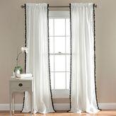 Lush Decor Pom Pom Curtain - 50'' x 84''