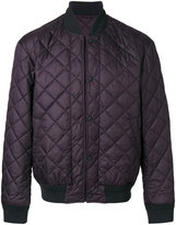 Joseph quilted bomber jacket